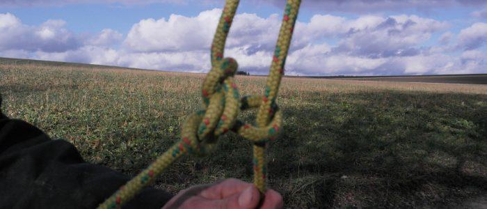 Seilklettertechnik - Kletterknoten