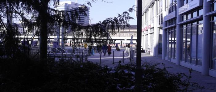 Holzkirchen - Hauptbahnhof - München
