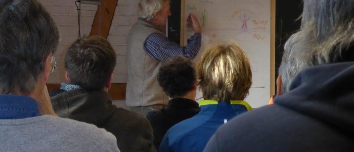 Umweltbildung in der Seidlhof-Stiftung